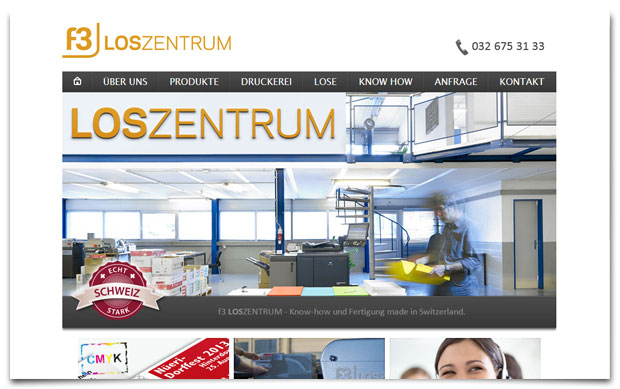 www.f3loszentrum.ch - made by 47 Company